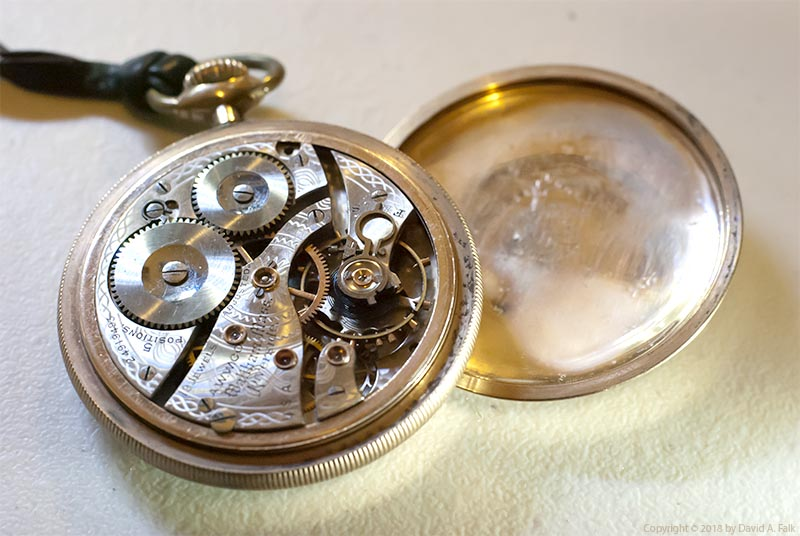 Chronology is like the internal mechanism of a pocket watch.